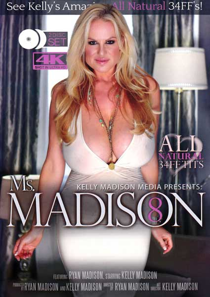 Ms. Madison 8 (Disc 1) Box Cover