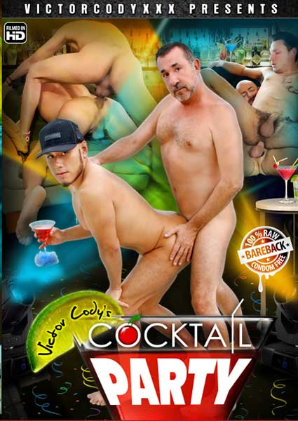 Victor Cody's Cocktail Party Box Cover