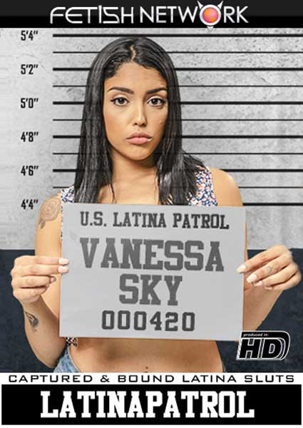 Latina Patrol - Vanessa Sky Box Cover