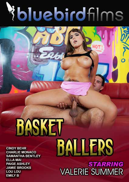 Basket Ballers Box Cover