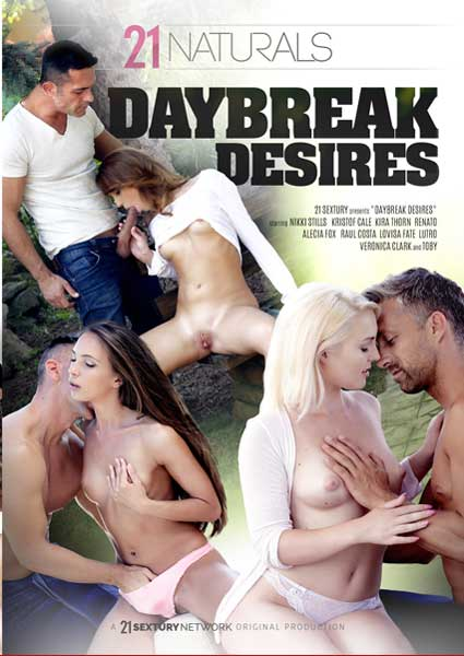 Daybreak Desires Box Cover