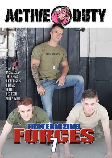 Fraternizing Forces 7 Box Cover