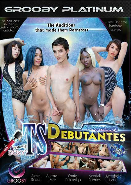 TS Debutantes (Disc 2) Box Cover