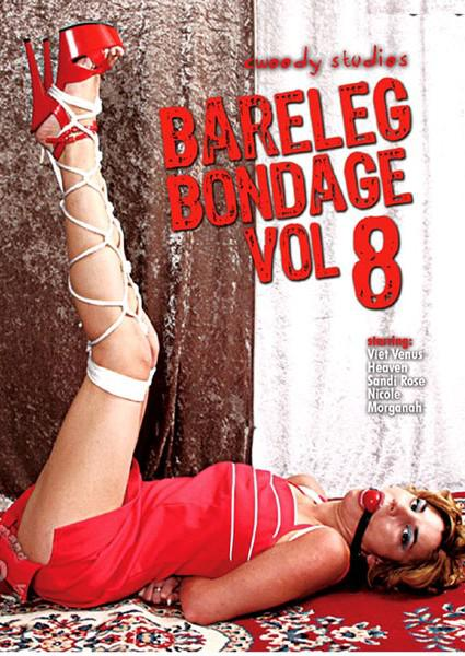 Bareleg Bondage Volume 8 Box Cover