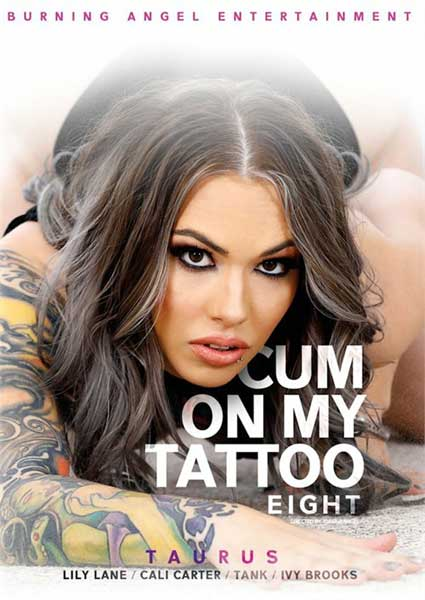 Cum On My Tattoo 8 Box Cover