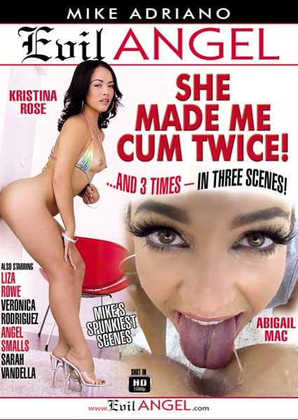 She Made Me Cum Twice! Box Cover
