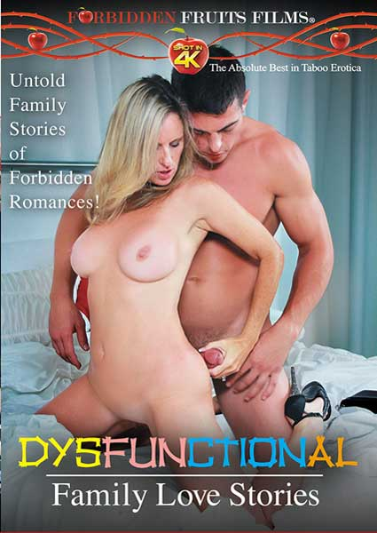 Dysfunctional Family Love Stories Box Cover