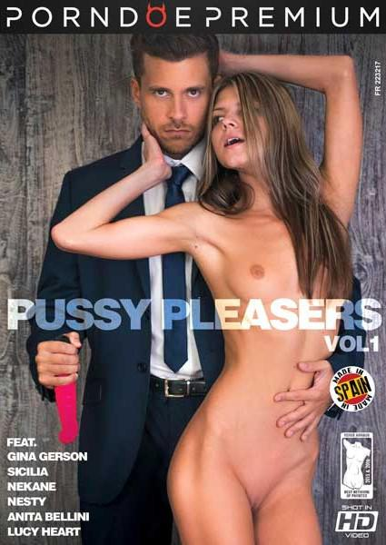 Pussy Pleasers Vol. 1 Box Cover