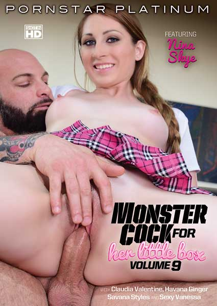 Monster Cock For Her Little Box Volume 9 Box Cover