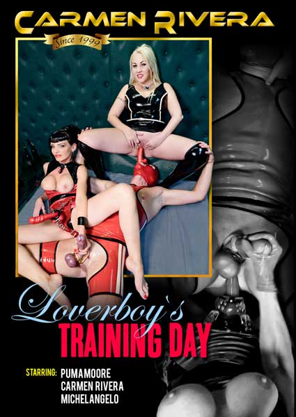Loverboy's Training Day Box Cover