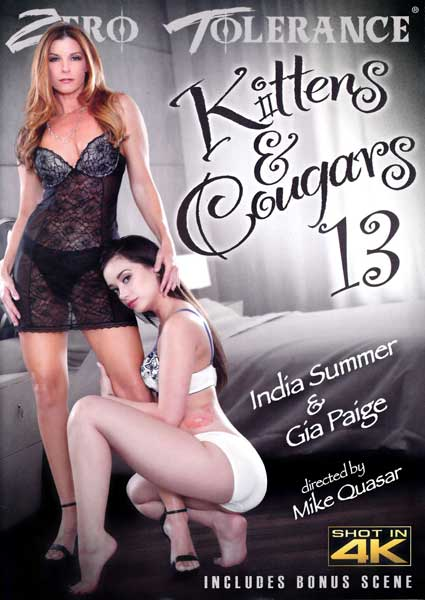 Kittens & Cougars 13 Box Cover
