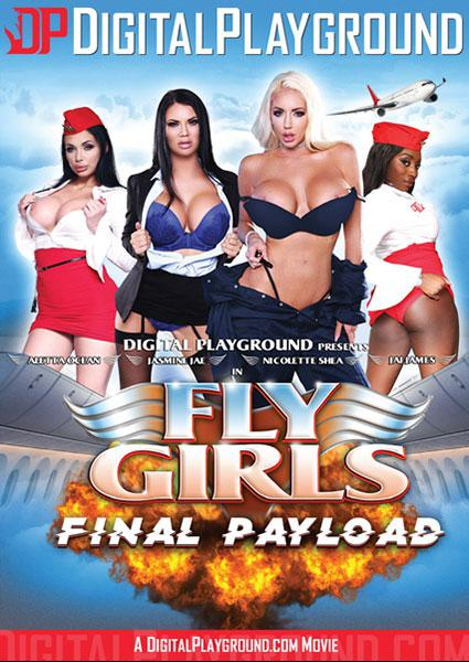 Fly Girls - Final Payload Box Cover