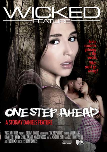 One Step Ahead Box Cover