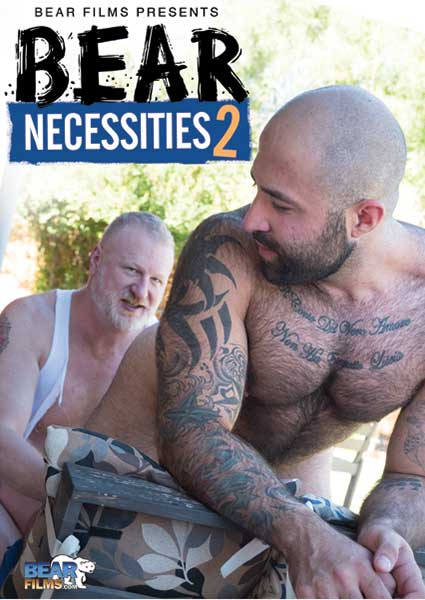 Bear Necessities 2 Box Cover