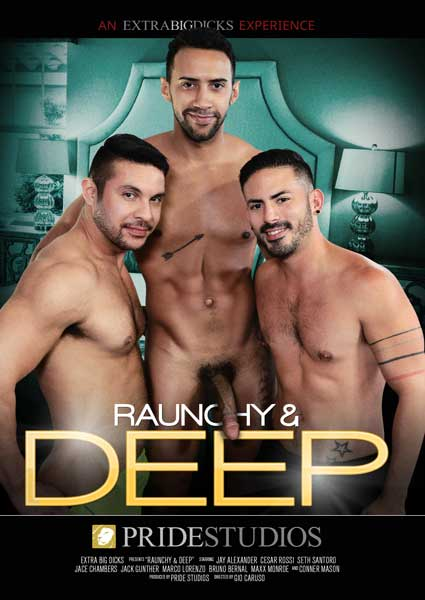 Raunchy And Deep Box Cover
