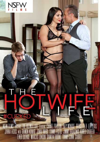 The Hot Wife Life Box Cover
