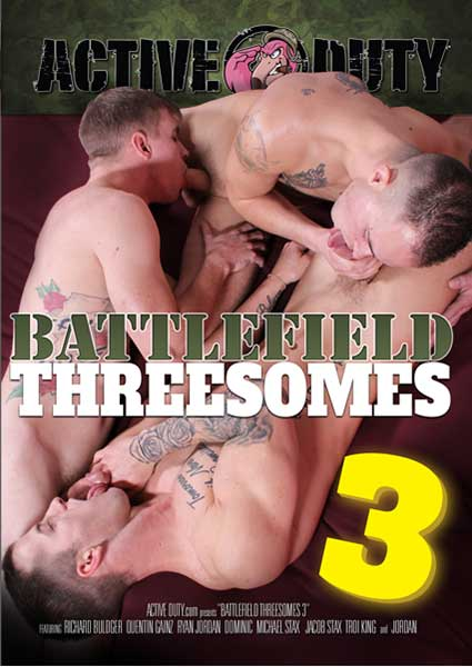 Battlefield Threesomes  3 Box Cover