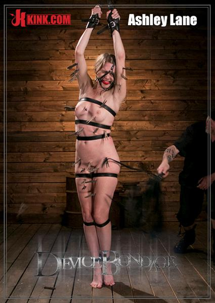 Device Bondage - Brutality At Its Best In Grueling Bondage Box Cover