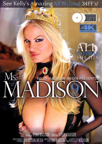 Ms. Madison 9 (Disc 2) Box Cover