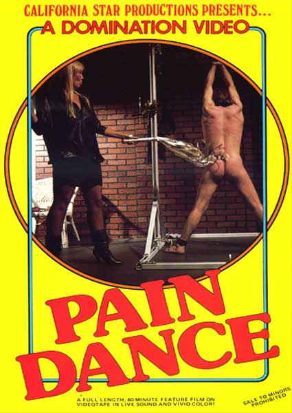 Pain Dance Box Cover