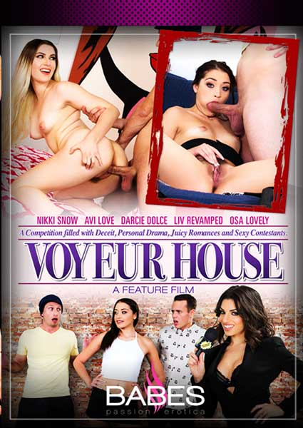 Voyeur House Box Cover