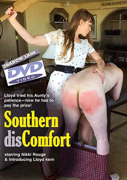 Southern Discomfort Box Cover