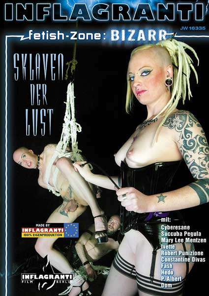 Sklaven Der Lust Box Cover