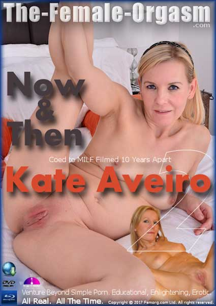Kate Aveiro - Now And Then Box Cover