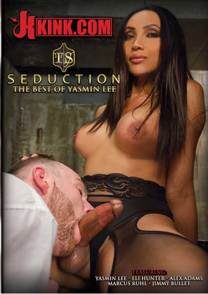 TS Seduction - The Best Of Yasmin Lee Box Cover