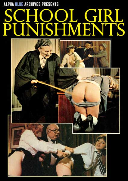 School Girl Punishments Box Cover