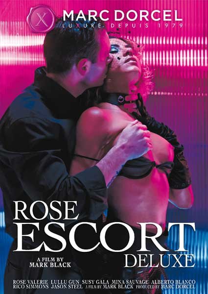 Rose Escort Deluxe Box Cover