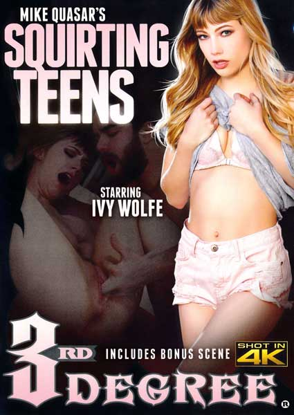 Squirting Teens Box Cover