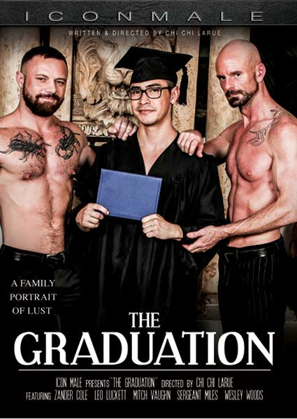 The Graduation Box Cover