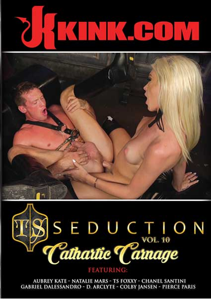 TS Seduction 10 - Cathartic Carnage Box Cover