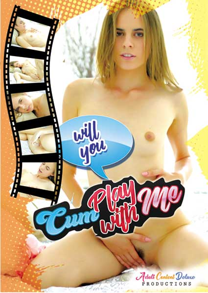 Will You Cum Play With Me Box Cover