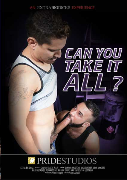 Can You Take It All? Box Cover