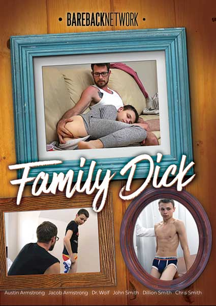 Family Dick Box Cover
