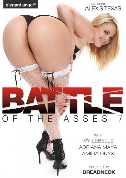 Battle Of The Asses 7 Box Cover