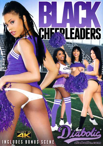 Black Cheerleaders Box Cover
