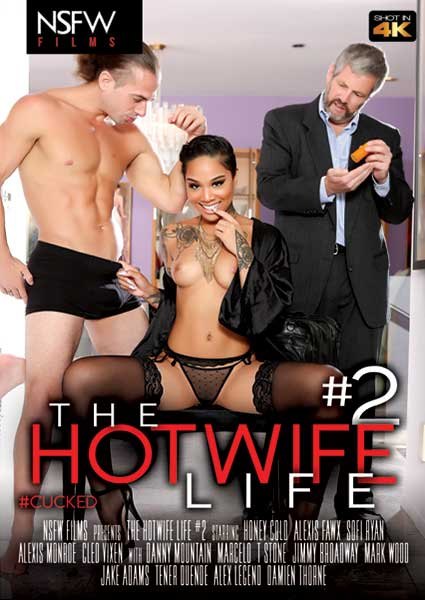 Hot Wife Life 2 Box Cover - Login to see Back