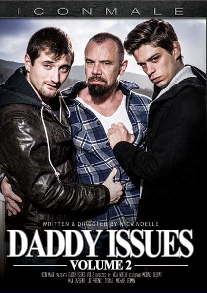 Daddy Issues 2 Box Cover