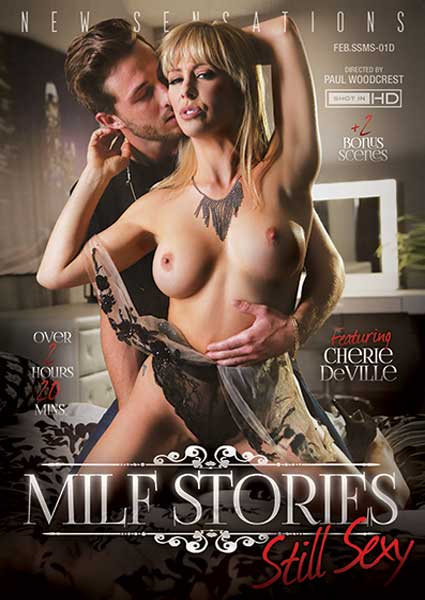 MILF Stories - Still Sexy Box Cover