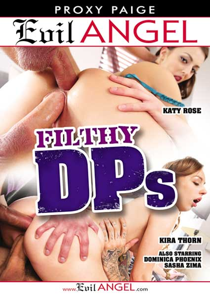 Filthy DPs Box Cover