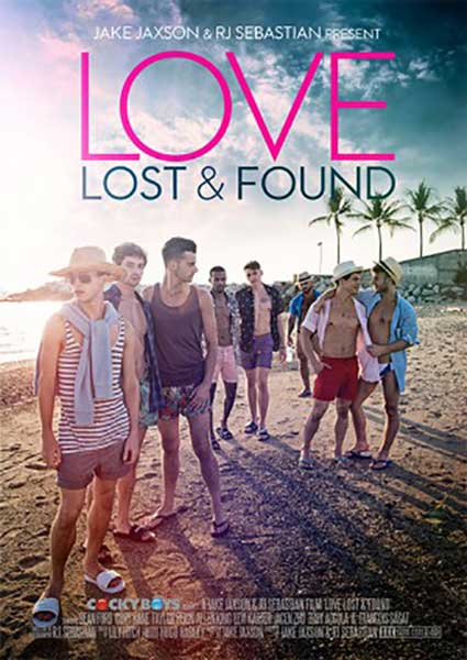 Love Lost and Found Box Cover