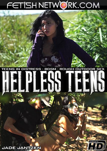 Helpless Teens - Jade Jantzen Box Cover