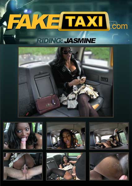 Fake Taxi Presents - Jasmine Box Cover