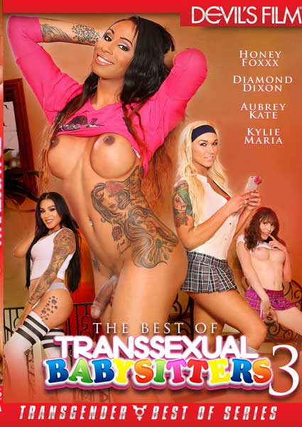 The Best Of Transsexual Babysitters 3 Box Cover