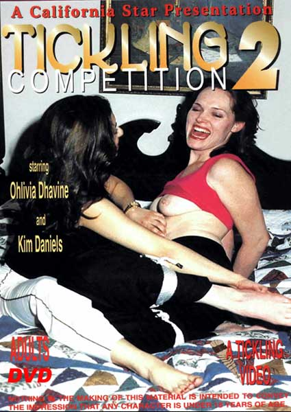 Tickling Competition 2 Box Cover