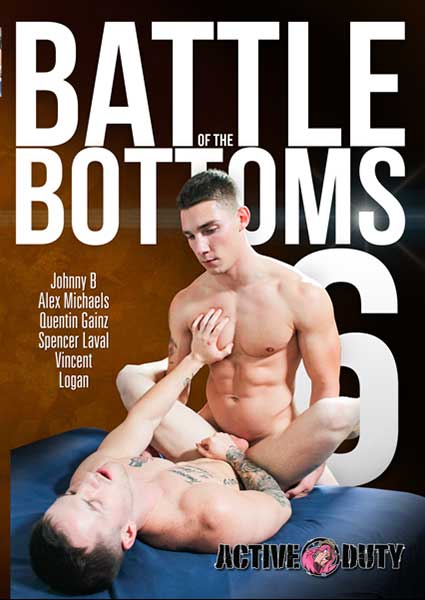 Battle of the Bottoms 6 Box Cover