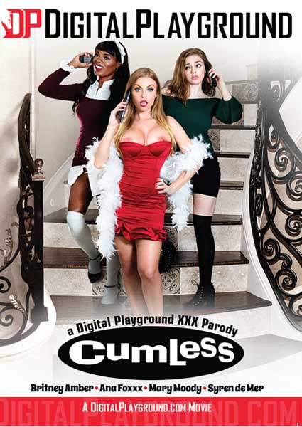 Cumless - A DP XXX Parody Box Cover